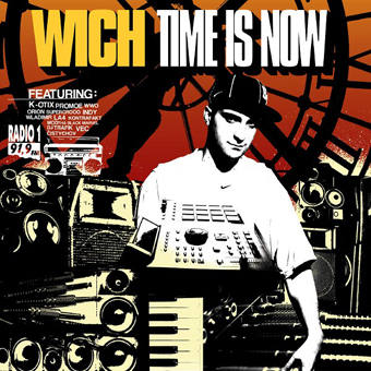 DJ Wich - Time Is Now
